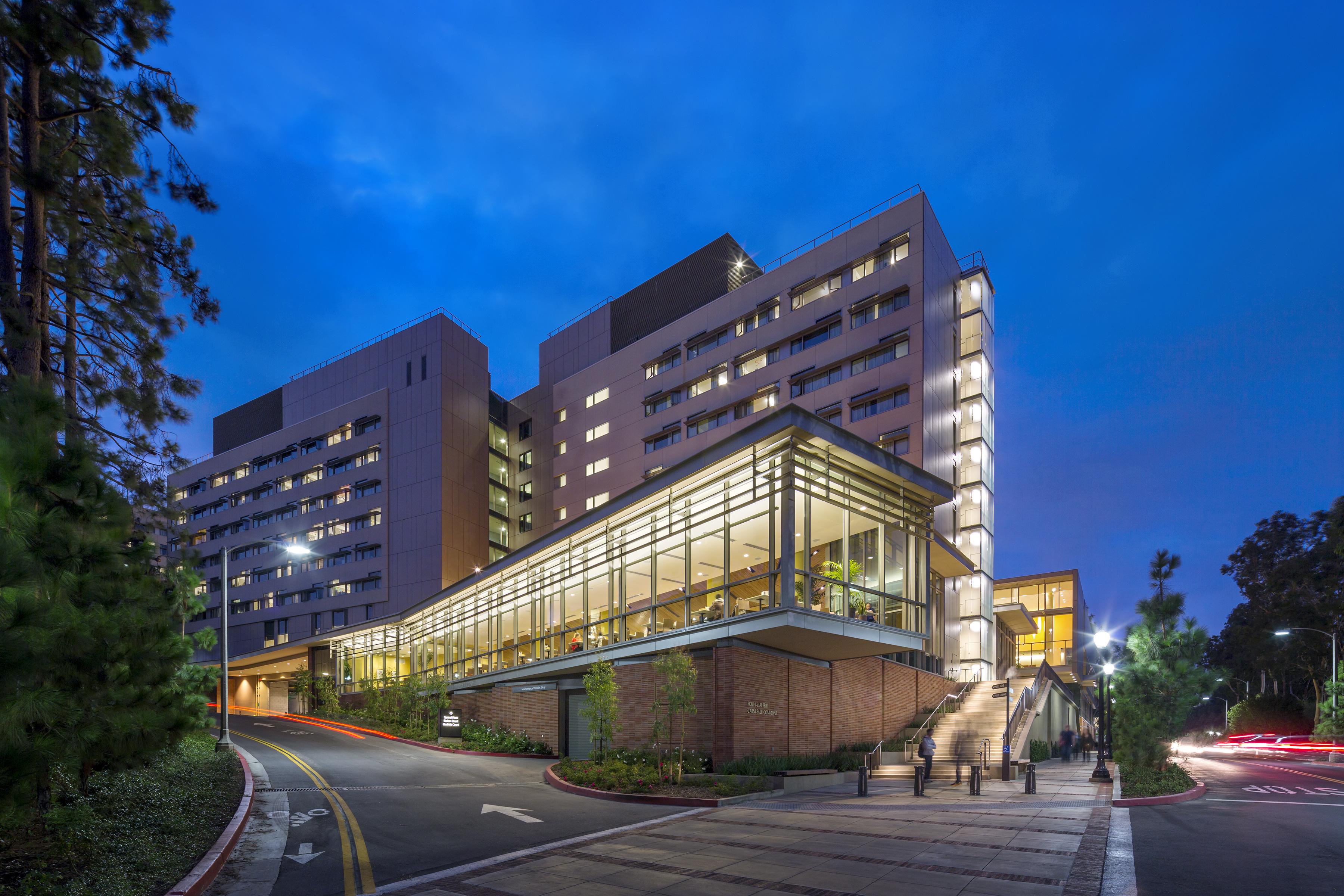 Ucla Northwest Campus Housing Infill Architect Magazine
