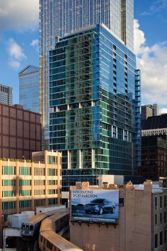 Env Takes Luxury Downtown Living