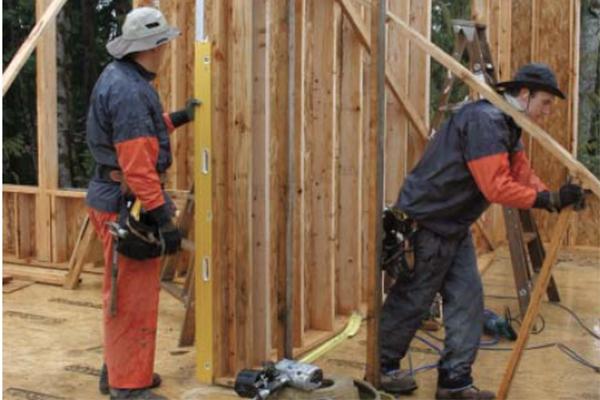 Plumbing And Straightening Walls JLC Online Framing