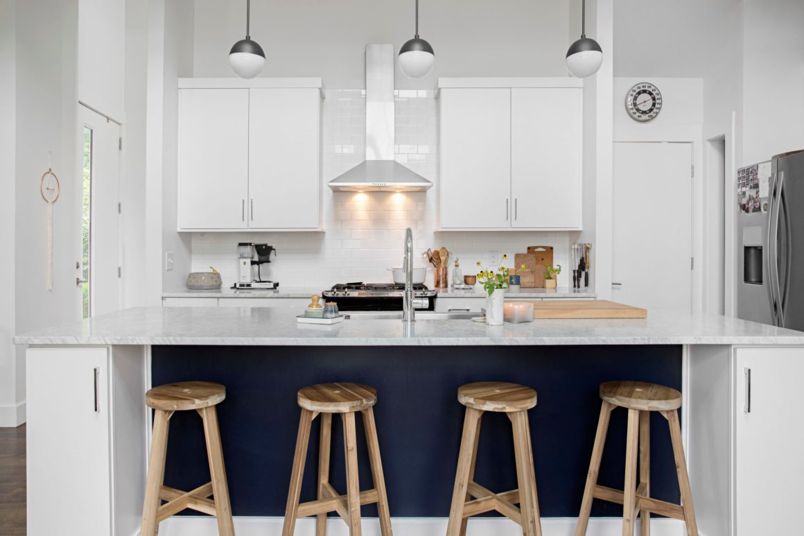 these are the top kitchen trends for 2018 | builder magazine