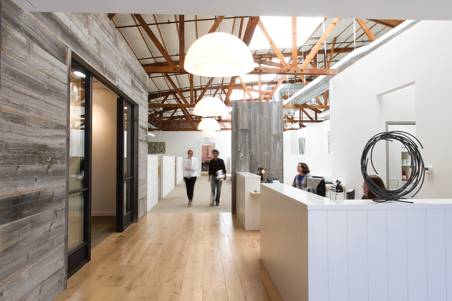 Workspace Ken Linsteadt Architects Residential Architect Office Projects San Francisco