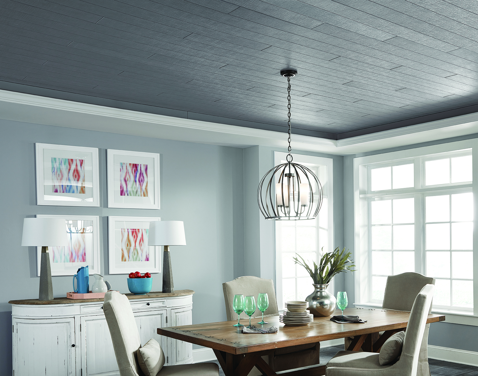 Four New Ceiling Plank Finishes For WoodHaven By Armstrong Ceilings Builder Magazine