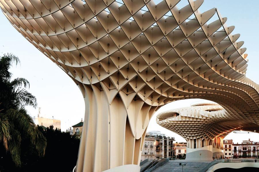 Metropol Parasol Architect Magazine