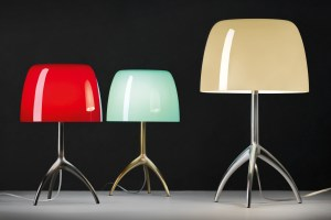 Foscarini Celebrates 25 Years of the Lumiere Table Lamp ...