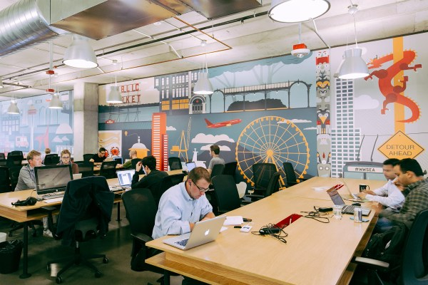 WeWork Takes on Design Research and the Internet of Things ...