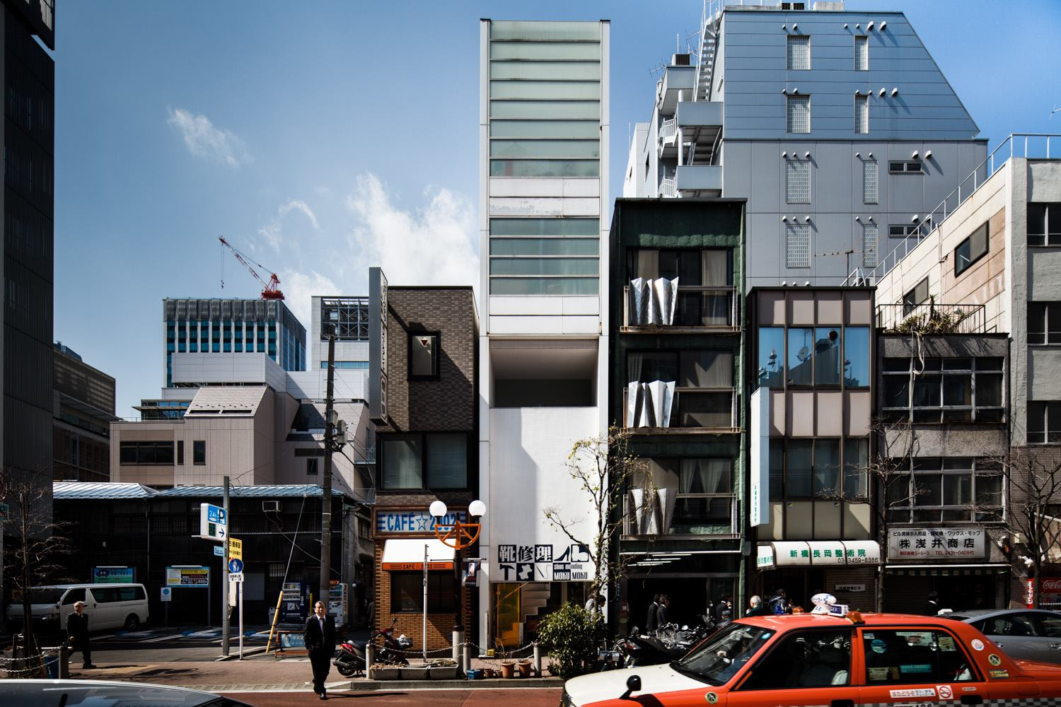 Morning News Roundup Photographing Tokyo Houses