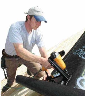 Tool Test Pneumatic Cap Nailers JLC Online Tools And
