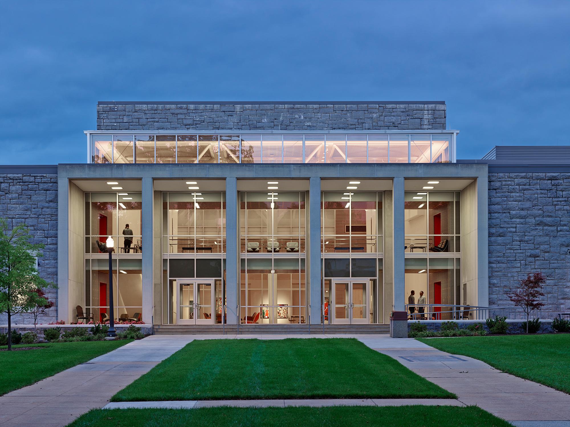 Duke Hall James Madison University Architect Magazine