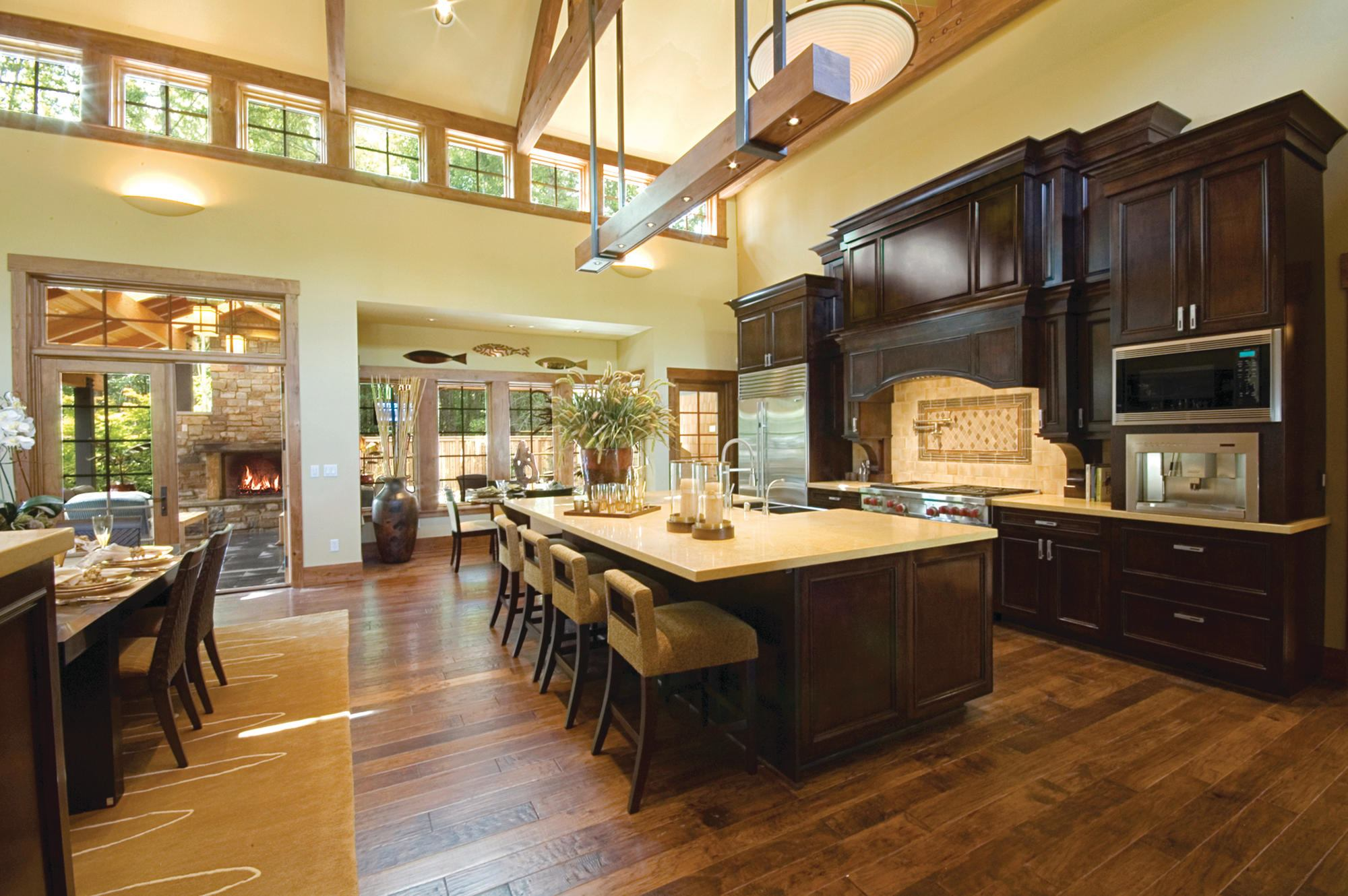 FSC Certified Cabinetry From Crystal Cabinet Works EcoBuilding Pulse Magazine Green Products
