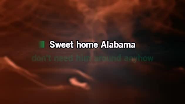 Studio group · song · 2006. Karaoke Sweet Home Alabama Lynyrd Skynyrd Cdg Mp4 Kfn Karaoke Version