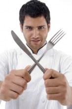 Cocinero enfadado 2