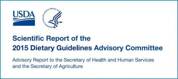 Dietary Guidelines 2015