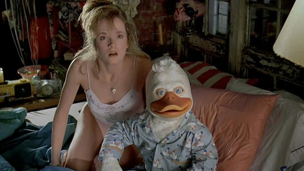Lea Thompson - Howard el pato
