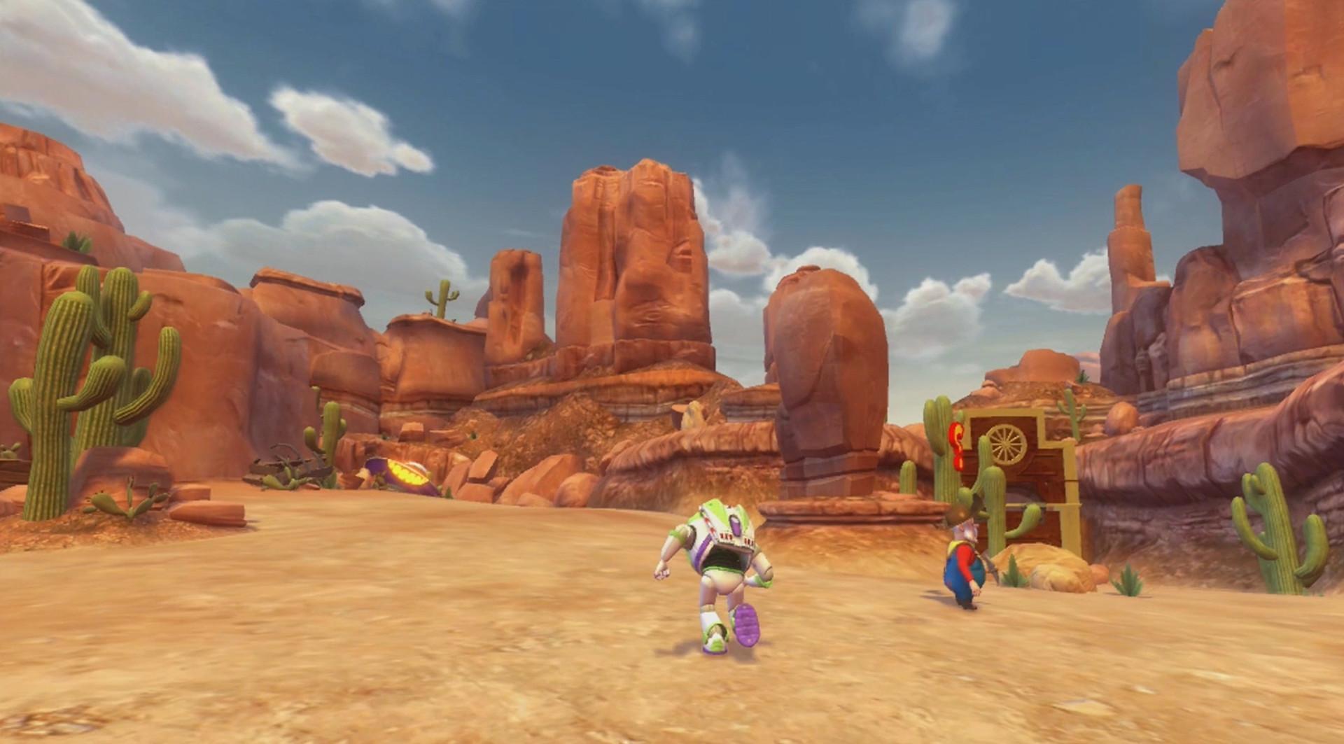 Artstation Toy Story 3 Western Town Jacob Black