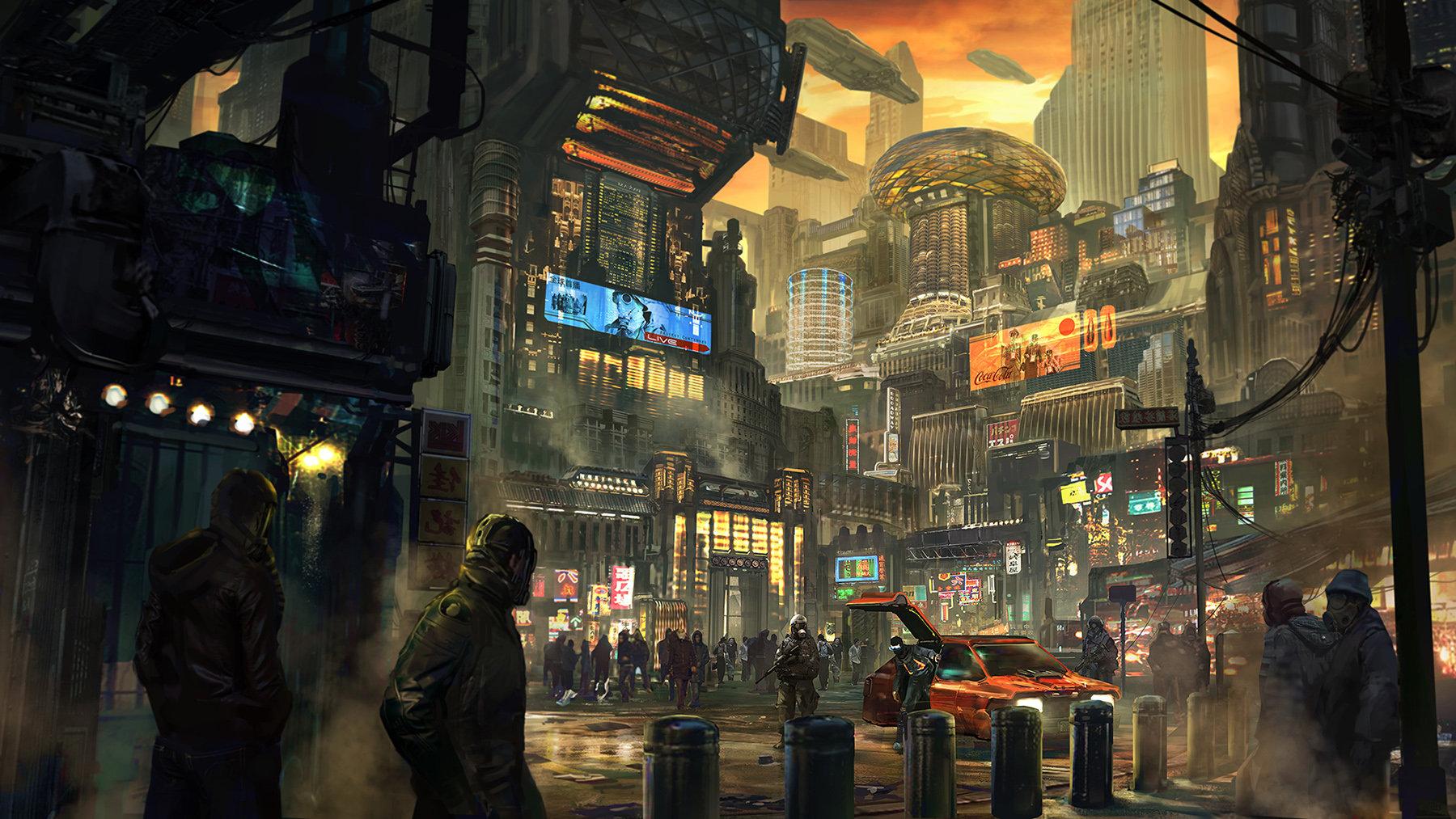 Bioshock Concept Art Environment