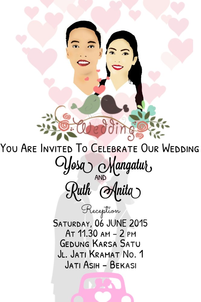 Artstation Wedding E Invitation