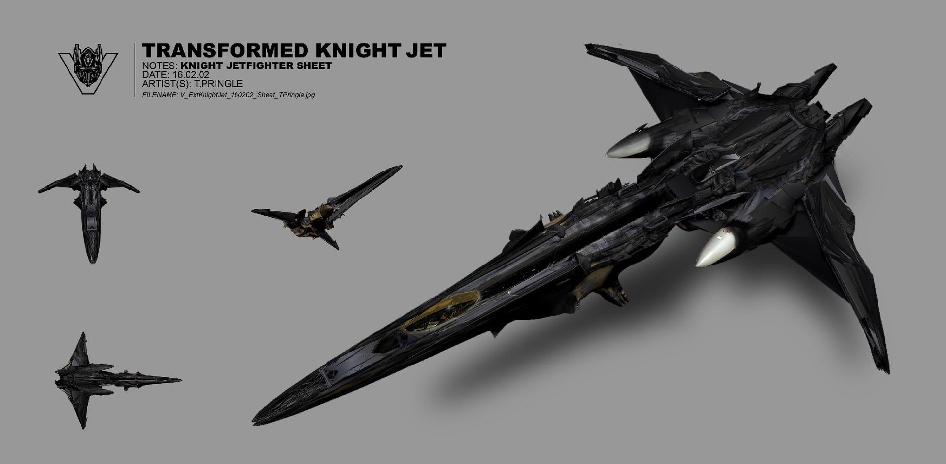 Star Wars Commander Jet