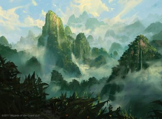Image result for unclaimed territory art mtg