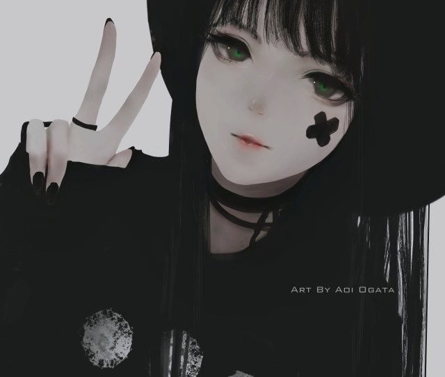 Aoi Ogata Littledreamxrblackr