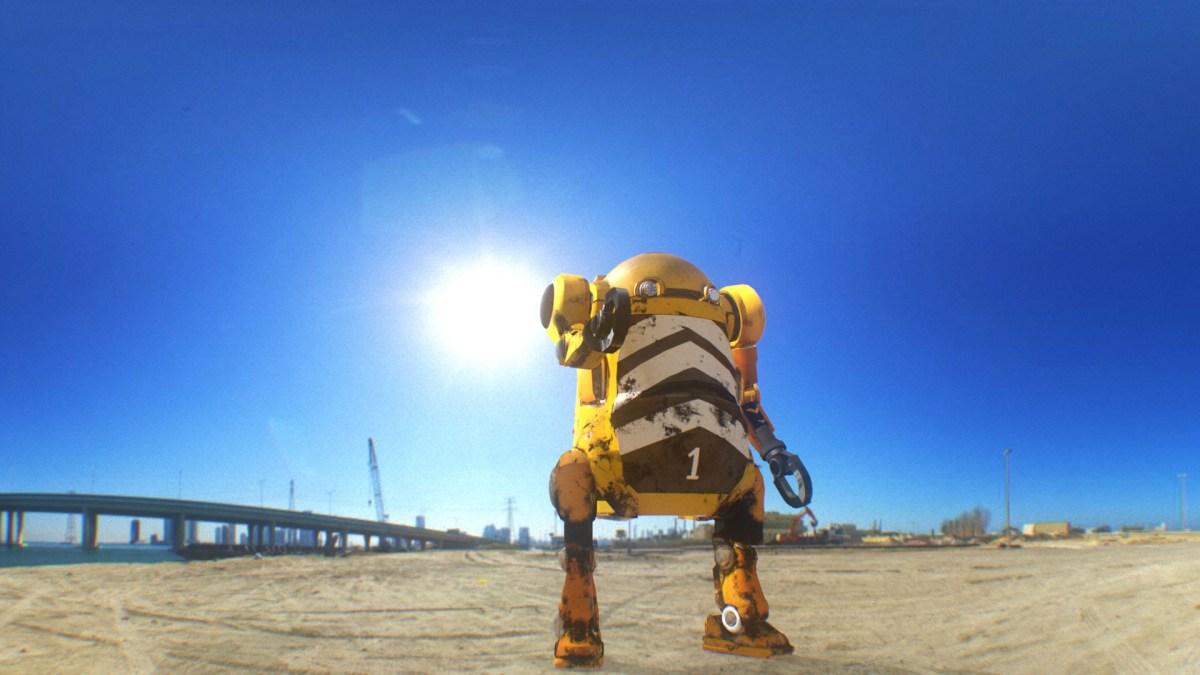 Robots Constructions