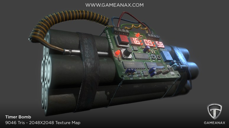 GameAnax Inc. - Time Bomb
