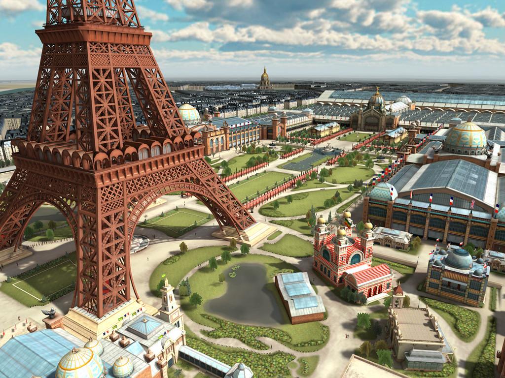 artstation paris 3d saga 2012