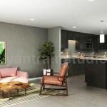 Artstation Open Concept Kitchen Living Room Design Ideas Developed By Architectural Studio Doha Qatar Yantram Architectural Design Studio