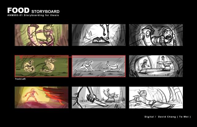 David dream station storyboard 04