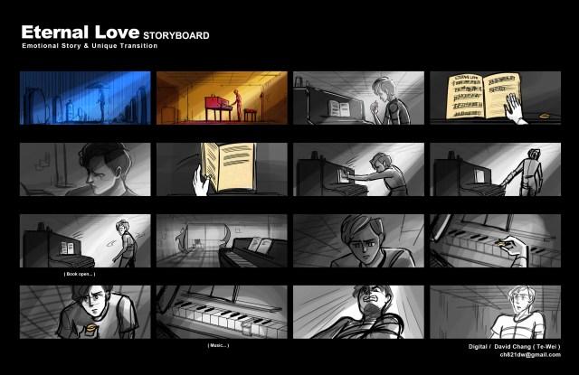 David dream station eternal love 05