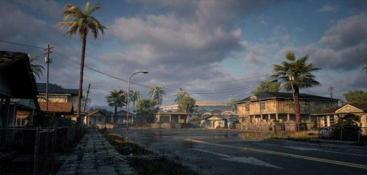 Grove Street de Grand Theft Auto San Andreas é recriada na Unreal Engine