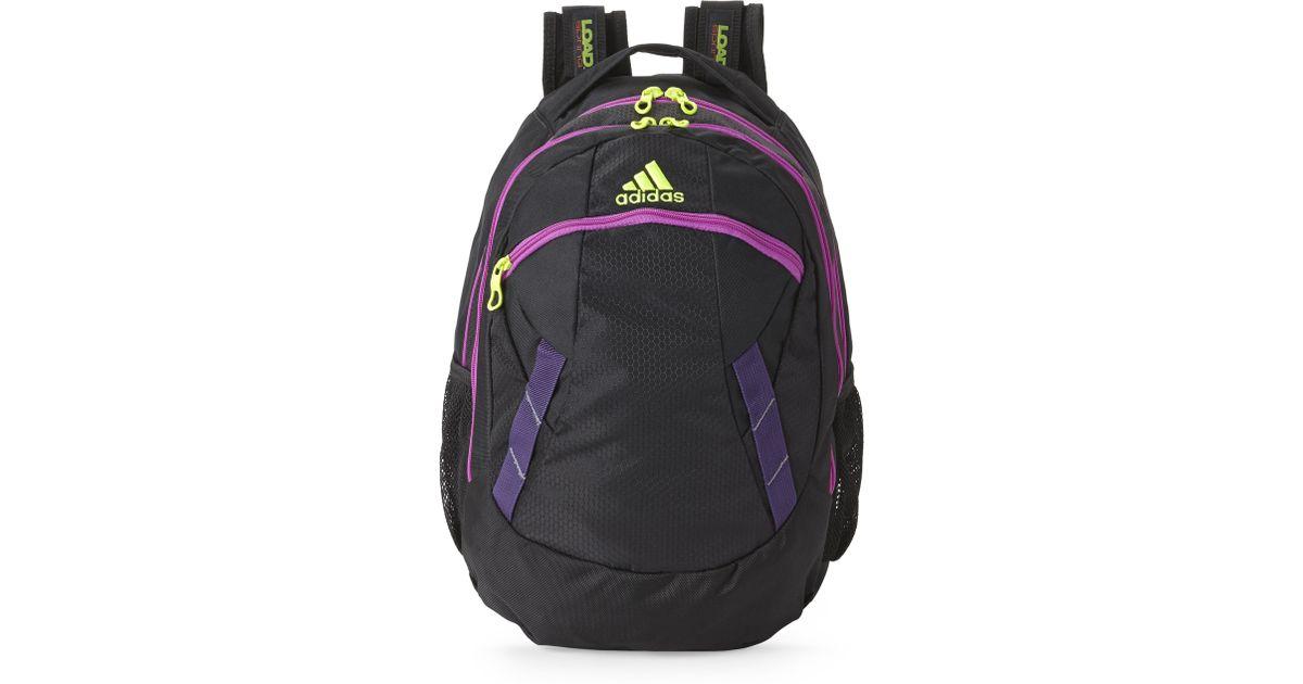 8177ce5f78ca Backpacks Adidas Purple Black