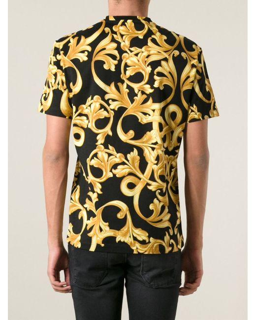 Versace Baroque T Shirts