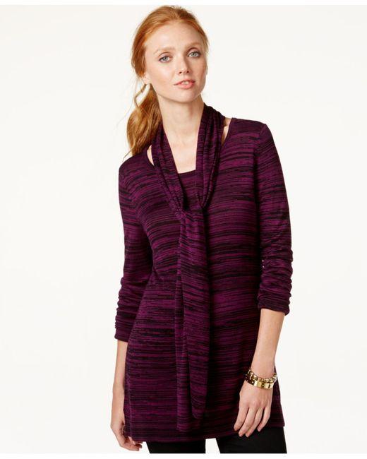 Knitting In Modular Vest