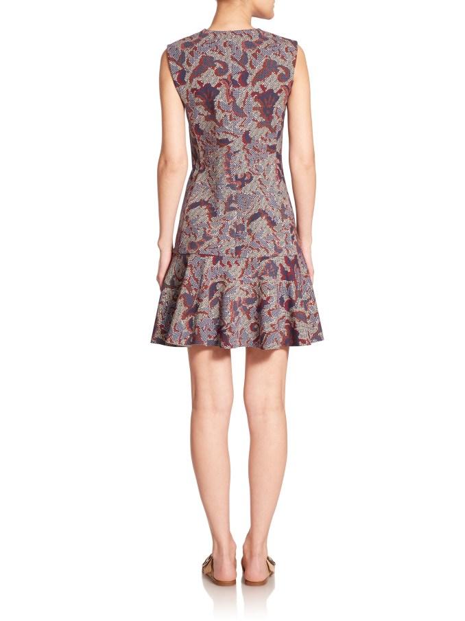 Image Result For Drop Waist Ponte Dress