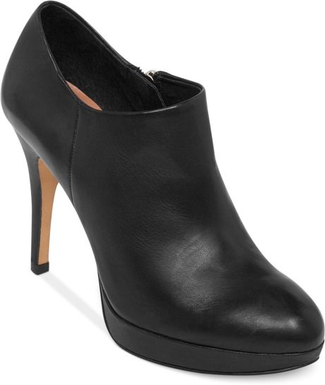 Wedge Camuto Black Toe Vince Closed