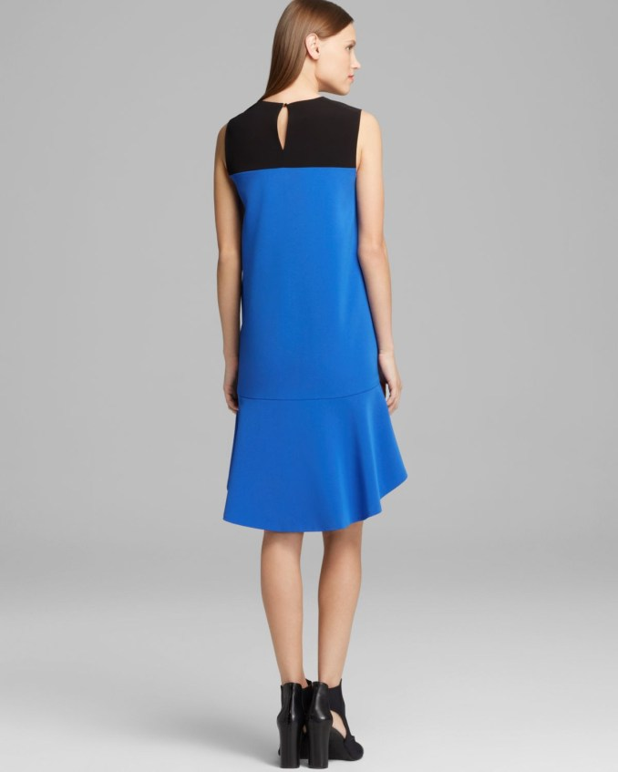 Image Result For Color Block Tail Dress