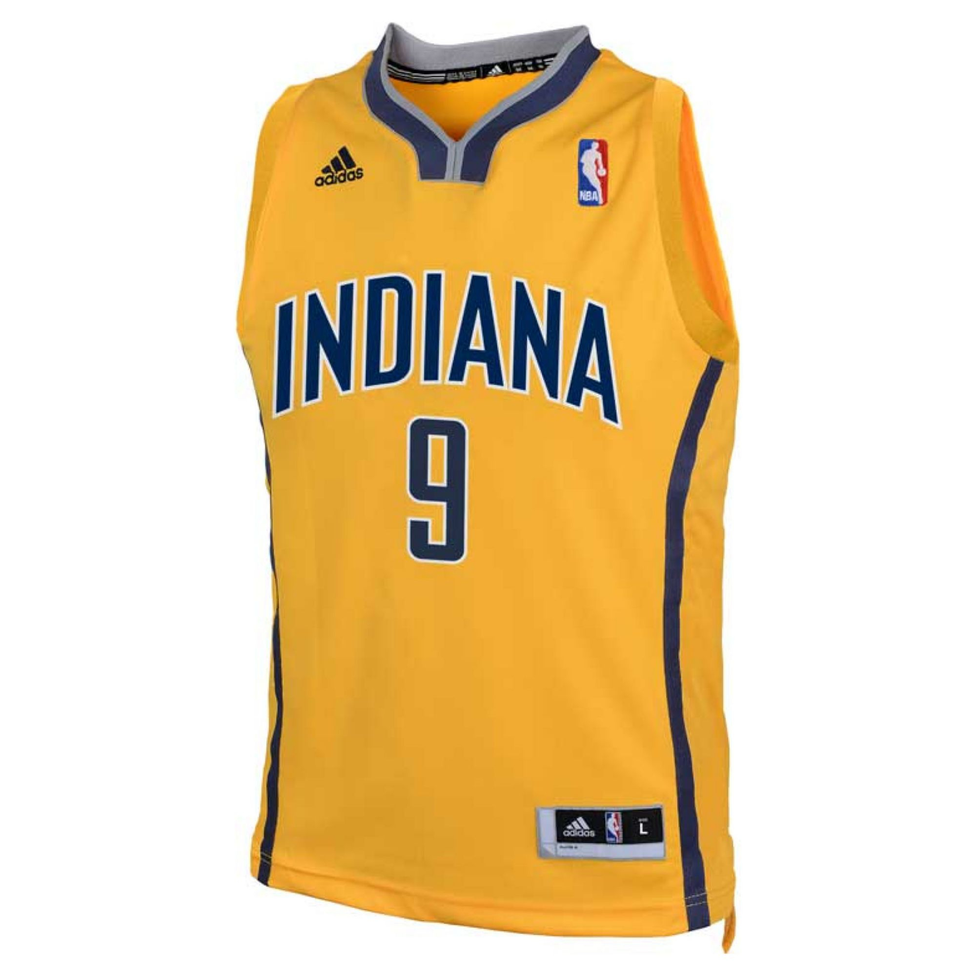Adidas Kids George Hill Indiana Pacers Revolution 30
