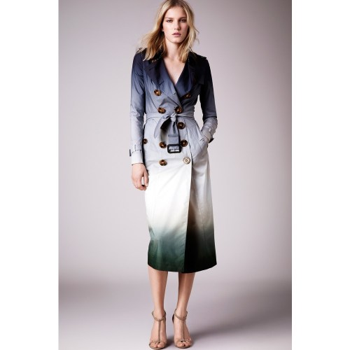 Image result for burberry ombre coat