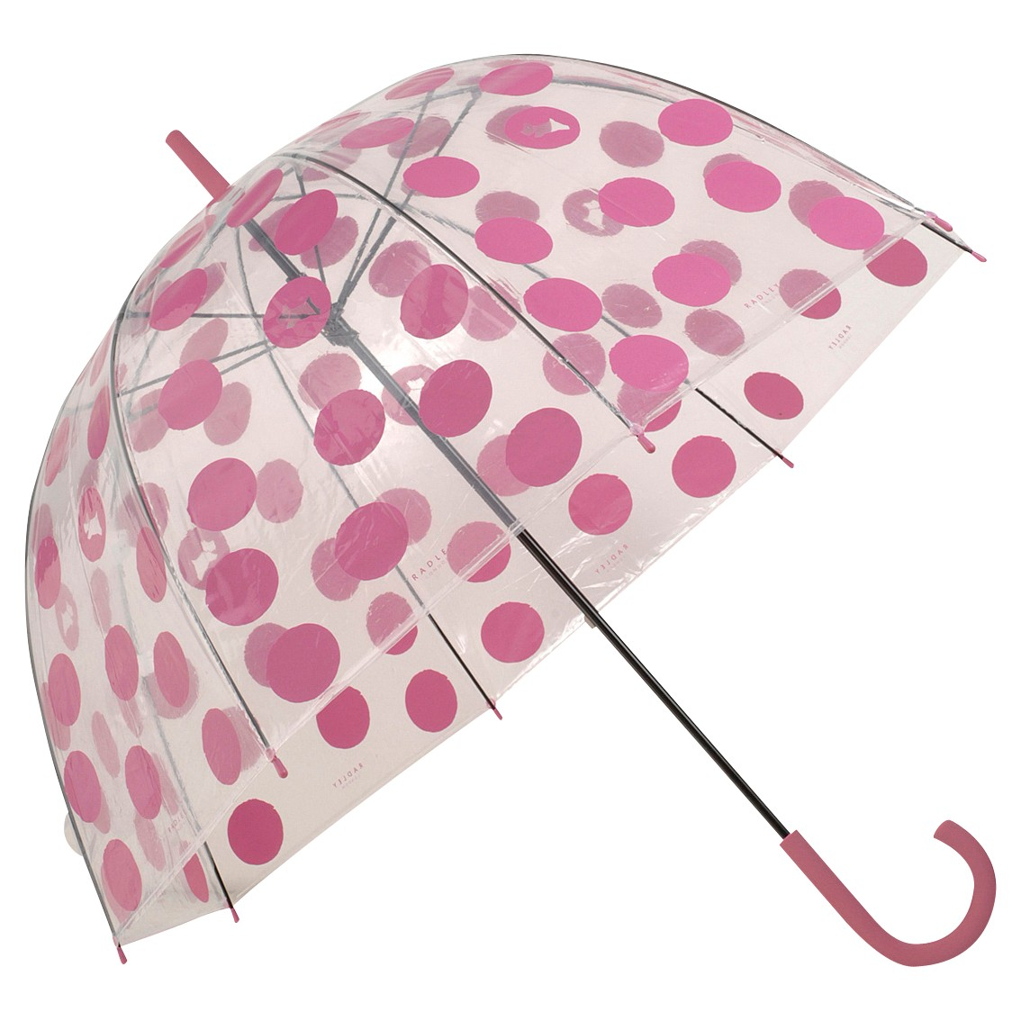 Totes Polka Dot Umbrella