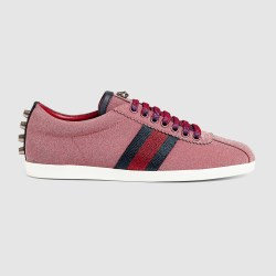 0e14de72be1f Gucci Shoe Stuched Flower | Gardening: Flower and Vegetables