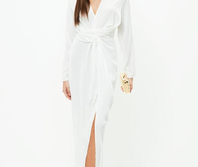 Gallery Womens White Dresses Womens Wrap