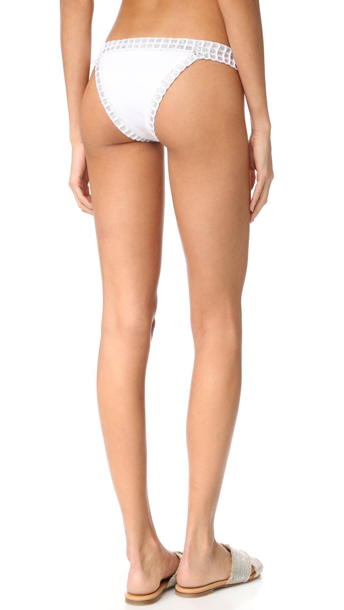 Kiini Valentine Bikini Bottoms Lyst