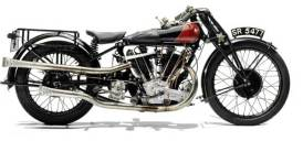 coventry eagle rare motorcycle