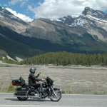 banff jasper lake louise motorcycle tour