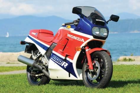 Honda VF1000R V-4