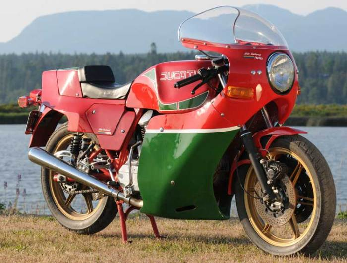 ducati 1979 mike hailwood replica