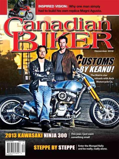 arch motorcycles - keanu reeves