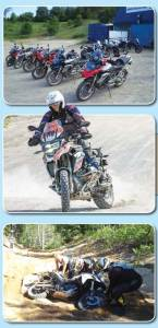 Canadian Biker September 2016 triumph norton bella coola r1200gs