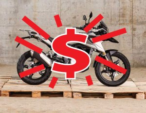 tariff on eropean motorcycles