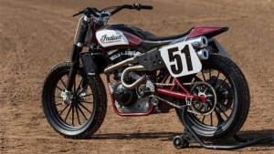indian motorcycles ftr750 flat track race bike